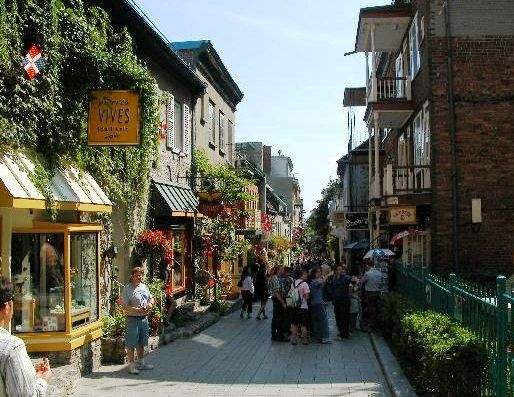Vieux-Montreal-been there but MUST go back!