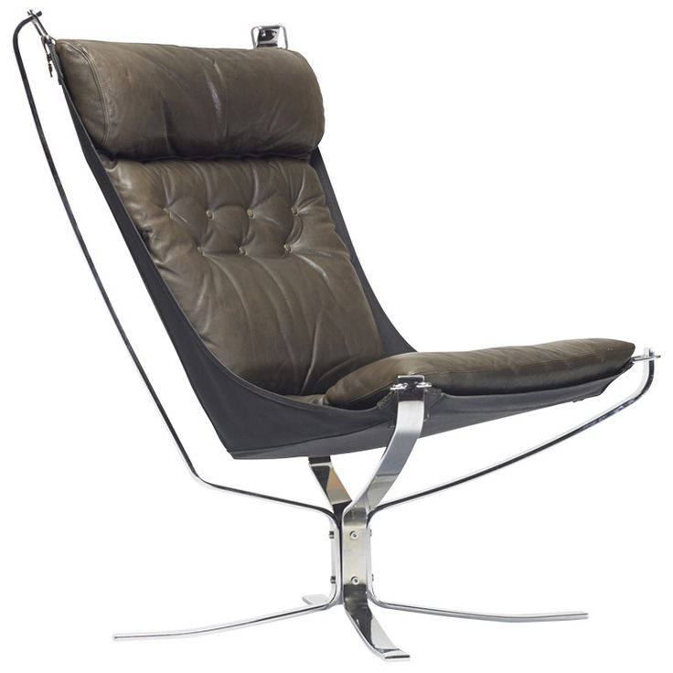 1stdibs - Falcon chair by Sigurd Ressell explore items from 1,700  global dealers at 1stdibs.com