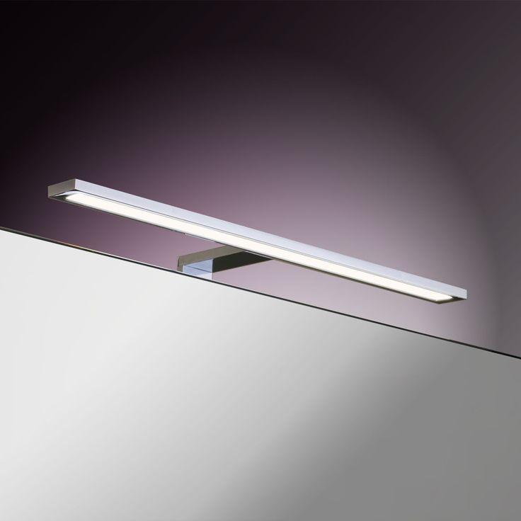 Die besten 25+ Spiegel mit led Ideen auf Pinterest Badspiegel - badezimmerlampen mit steckdose