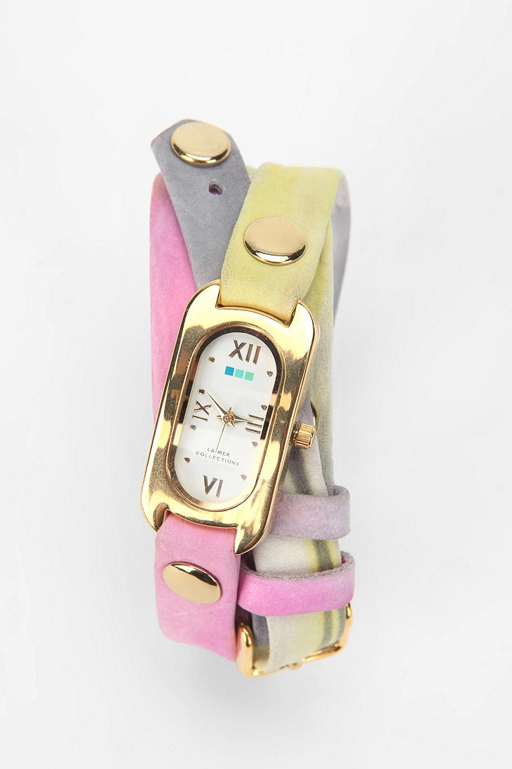 La Mer Watercolor Watch  #UrbanOutfitters