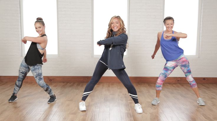 This 20-Minute Cardio Dance Workout Is a Seriously Fun Way to Burn Calories | FitSugar | Bloglovin'