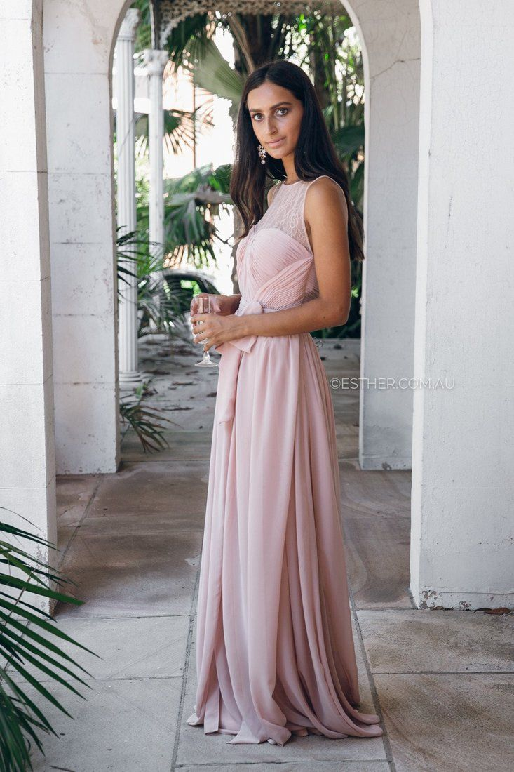 163 best esther luxe images on pinterest stretch fabric maxi blossom maxi dress dark blush ombrellifo Gallery