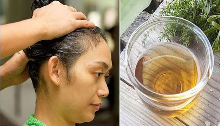 Jednoduchý šampón na rast vlasov: Každý vám bude závidieť objem a lesk - Báječný lekár