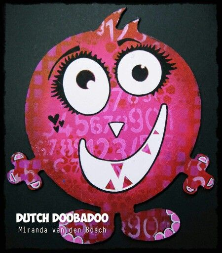 Dutch Doobadoo mdf