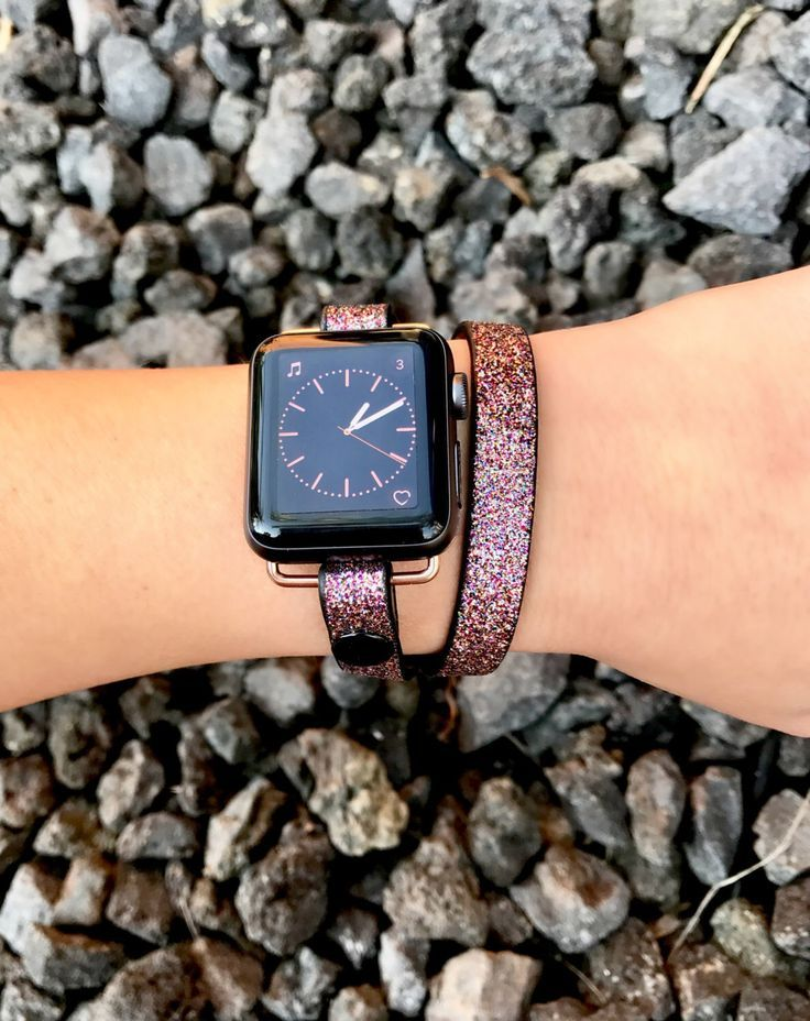 Apple Watch Band, Gift for Her, Leather Apple Watch Band, iWatch Band, Wearable Technology, Wearable Tech, Apple Watch Accessories, iWatch by LaurelsLoop on Etsy https://www.etsy.com/listing/484344416/apple-watch-band-gift-for-her-leather