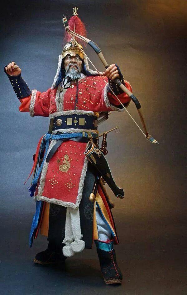 Admiral Lee!!!!! The holy hero!!!! Wearing Korean brigandin