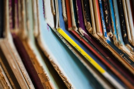 WHOLE FOODS MARKET GOES RETRO: VINYL LPS FOR SALE (BUT ARE THEY ORGANIC?)