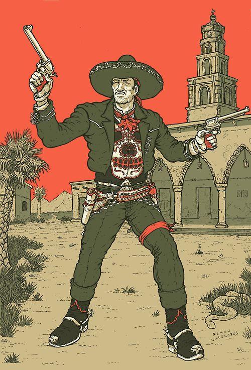 El Castigador rides again!
