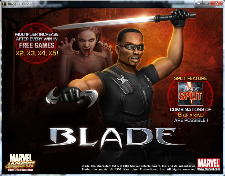 Blade Slot Review | Excellent Online Slots