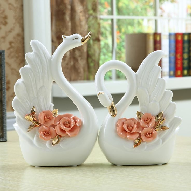 modern-white-font-b-ceramic-b-font-Swan-lovers-home-decor-crafts-room-decoration-font-b.jpg (800×800)