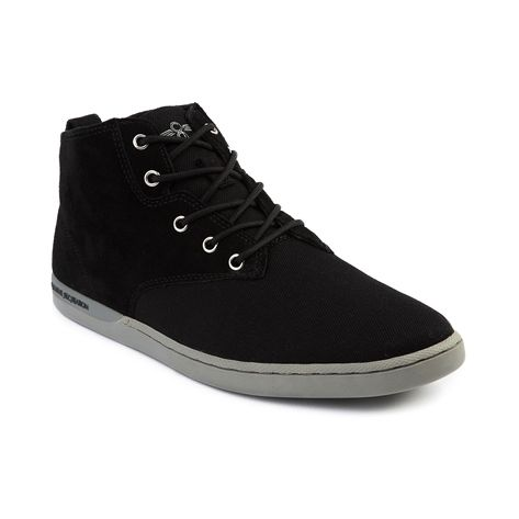 mens creative recreation vito casual shoe black at