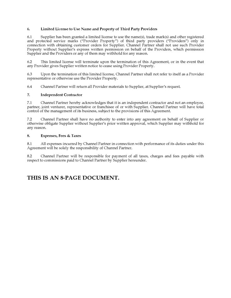 letters termination letter notice template sample contract lease