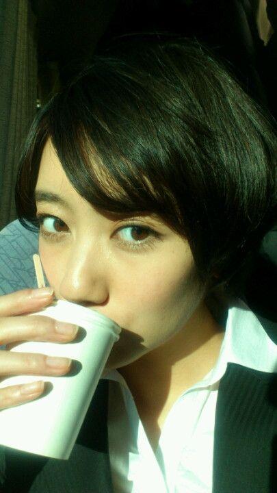 でへへ。 の画像|波瑠オフィシャルブログ「Haru's official blog」Powered by Ameba