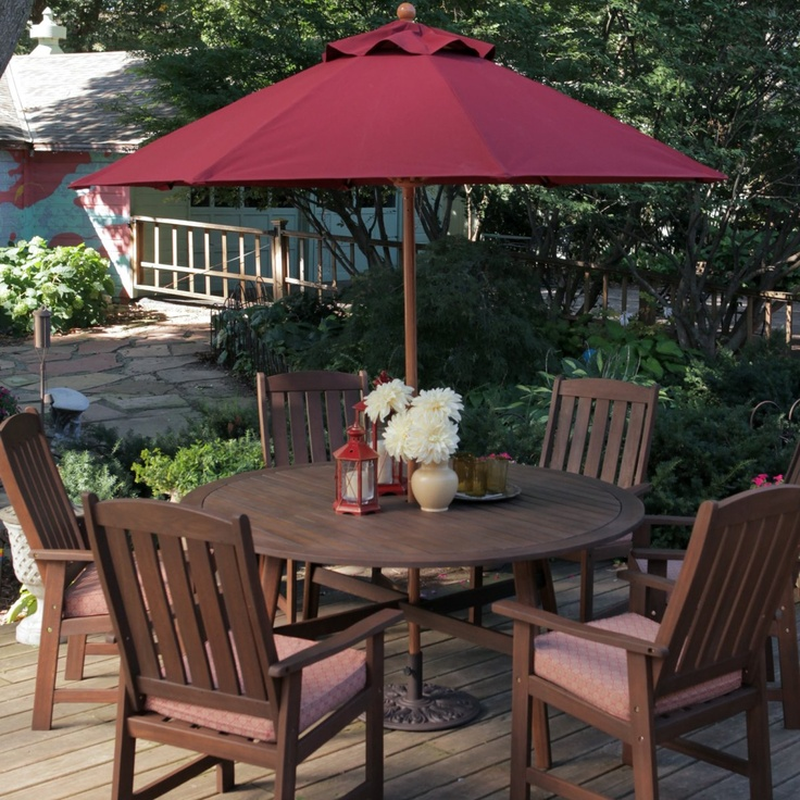 7 best Patio images on Pinterest | Patio dining sets ...