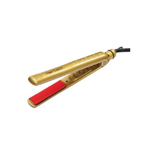 ΤΟΣΤΙΕΡΑ SWAROVSKY ΧΡΥΣΗ Με θερμοκρασία έως 210°C σε λιγότερο από 40 δευτερόλεπτα.  Διακόπτης ON-OFF με ενδεικτική λυχνία LED Ρύθμιση θερμοκρασίας από 80°C έως 210°C Διακόσμηση  διαμαντιών swarovski 25 mm φάρδος πλάκας. Καλώδιο περιστρεφόμενο 3,00 μέτρα Πλάκες τουρμαλίνης με Κορεατική τεχνολογία η οποία μπορεί να δώσει αρνητικά ιόντα για να έχετε εκπληκτικά λαμπερά και μεταξένια αποτελέσματα.  http://www.beautymark.gr/ 38,75 € με Φ.Π.Α.