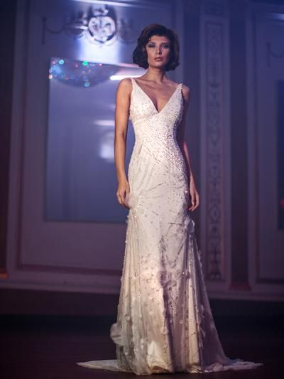 Anne Bowen Spring 2014 Collection annebowen.com  See more wedding dress pictures and designer wedding gowns