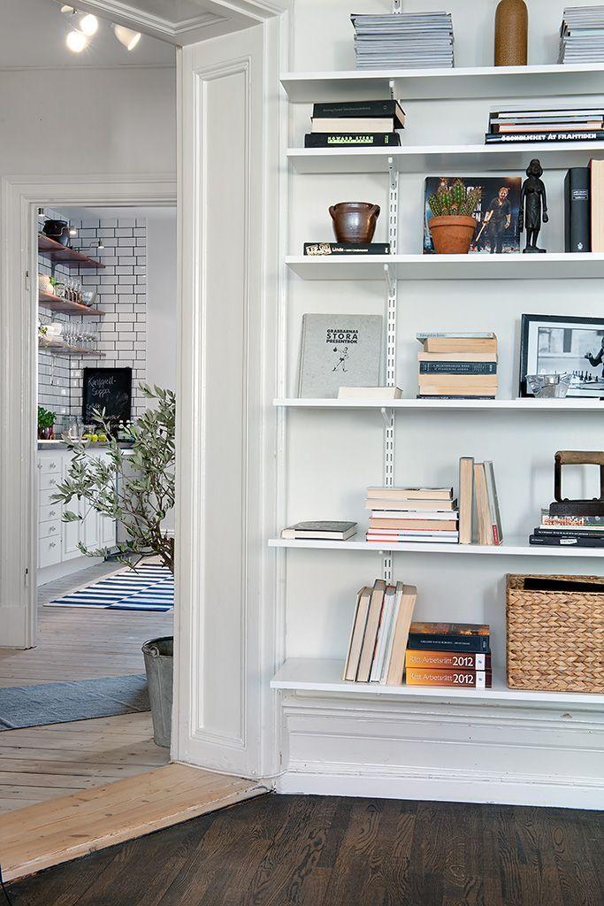 book display | Decor | Interiors | The Lifestyle Edit