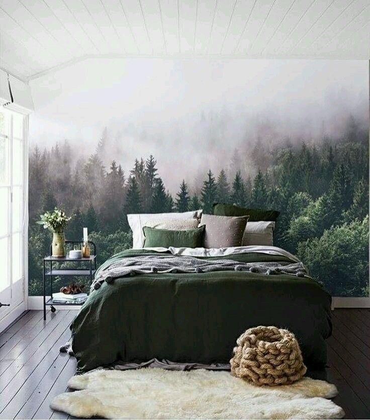 Awesome 40 Best Minimalist Bedroom Design, das Sie Crunchhome.com ausprobieren müssen