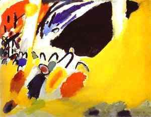 Impression III Concert  Wassily Kandinsky