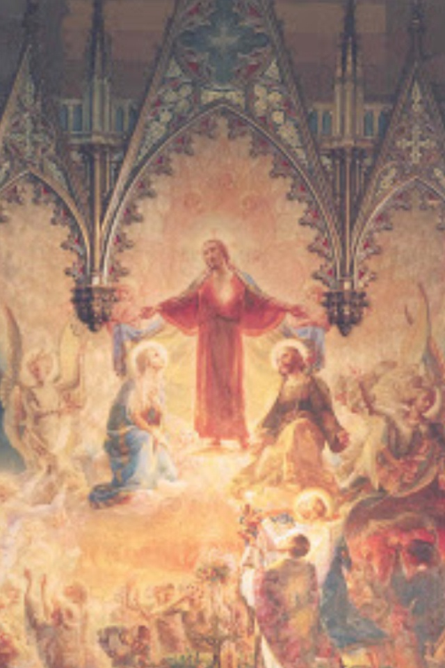 jesus and holy souls essay Jesus said, for when two or three come together in my name, there am i with them matthew 18:20 the bereavement ministry of consolation was created to provide spiritual care to those who have recently suffered the death of their loved one or loved ones.