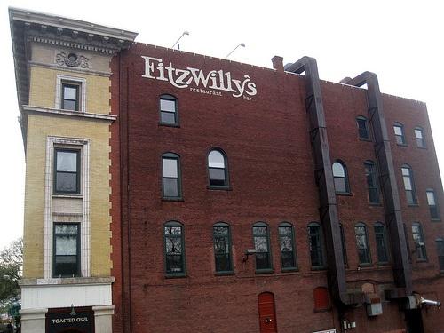 Fitzwilly S Restaurant Northampton Ma