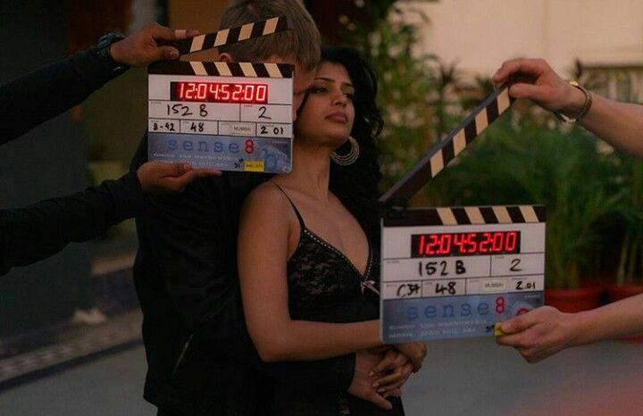 Sense8 behind the scenes