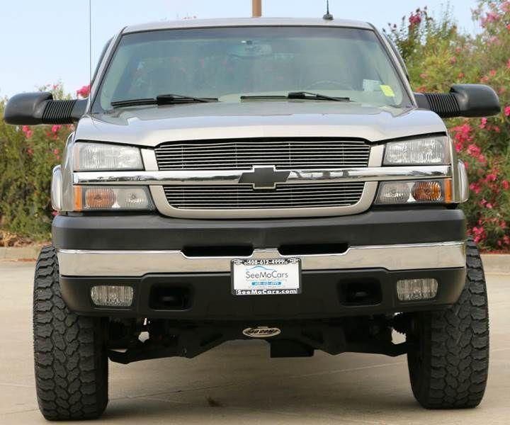 2003 chevy silverado 1500 hd service manual