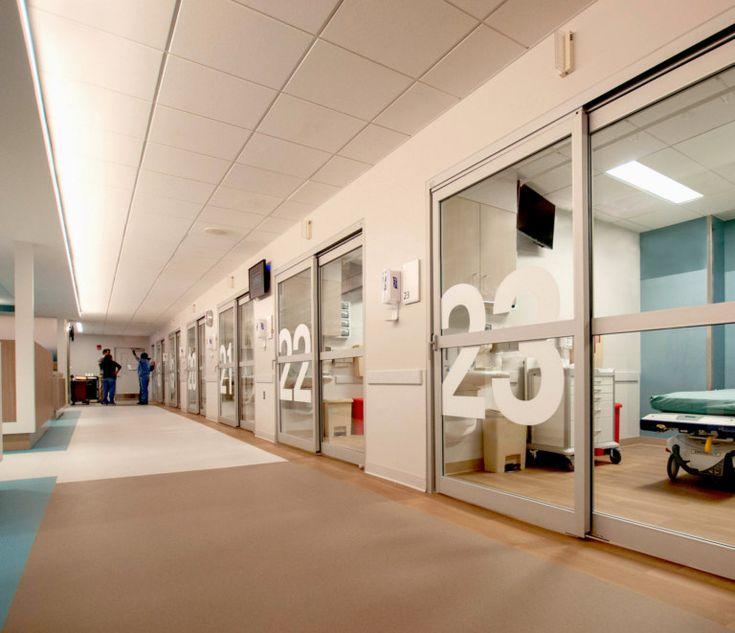 Emergency department of newport hospital emergency