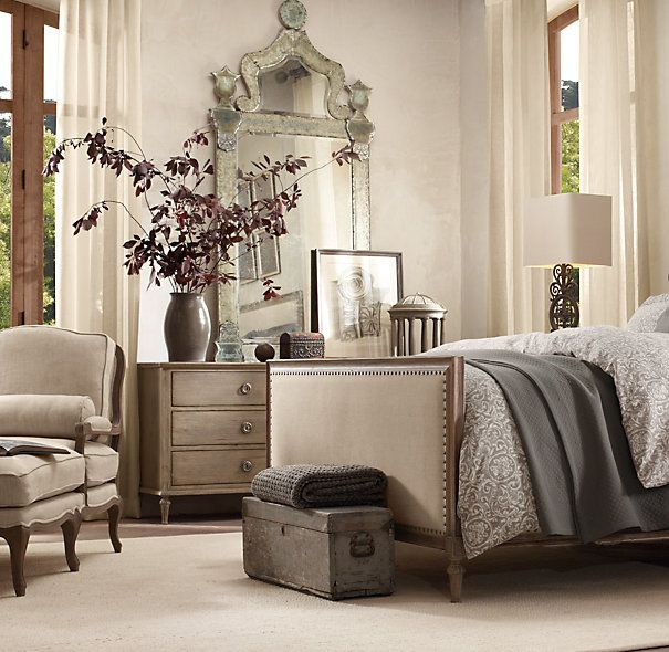 399 Best Images About Bedroom Ideas On Pinterest Master Bedrooms French Bedrooms And Shabby