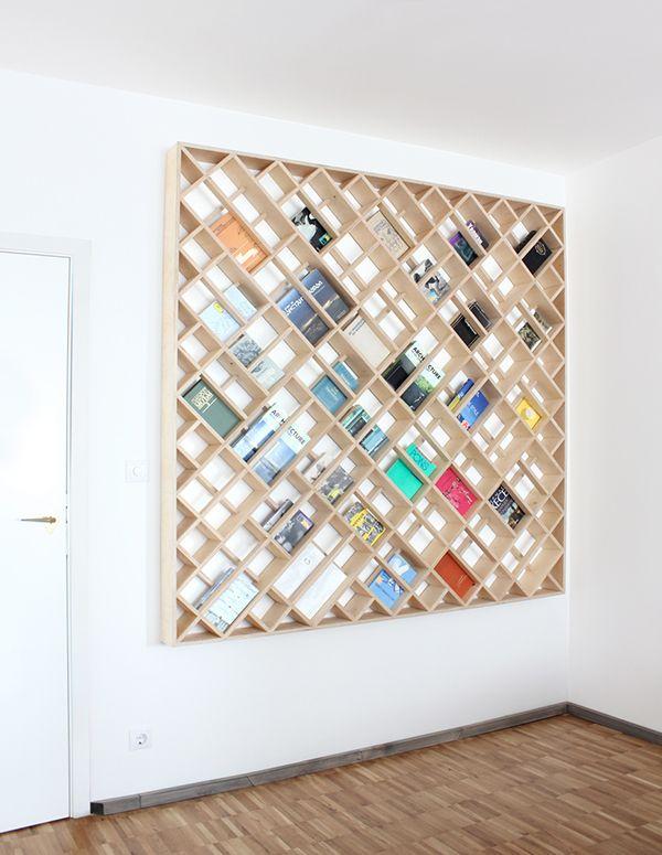 Bookshelf V03 - dontDIY