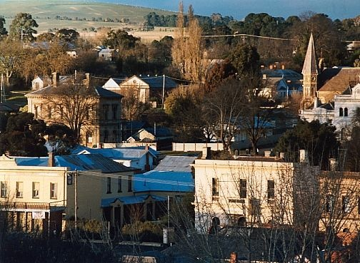 Clunes Township