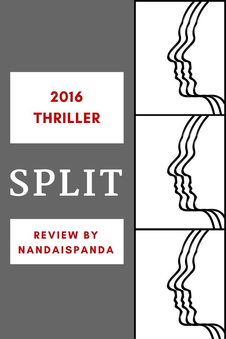 Split, 2016, thriller, review, honest opinion, James McAvoy, Anya Taylor-Joy, Betty Buckley, nandaispanda, blog, blogging, film, movie, DID, dissociative identity disorder, M. Night Shyamalan, mental illness