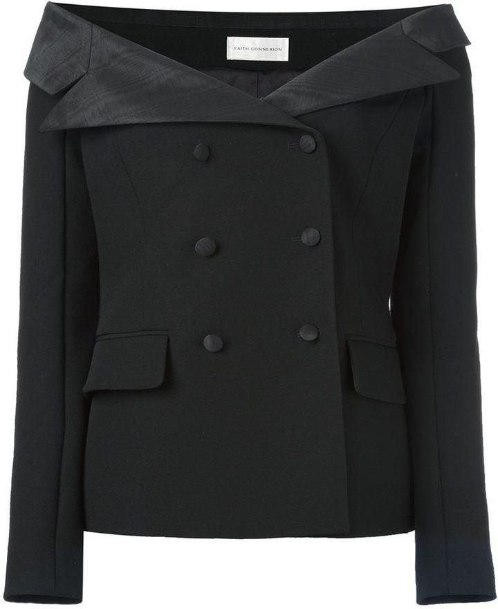 Faith Connexion 'Evening Sailor' jacket - $1,230.78