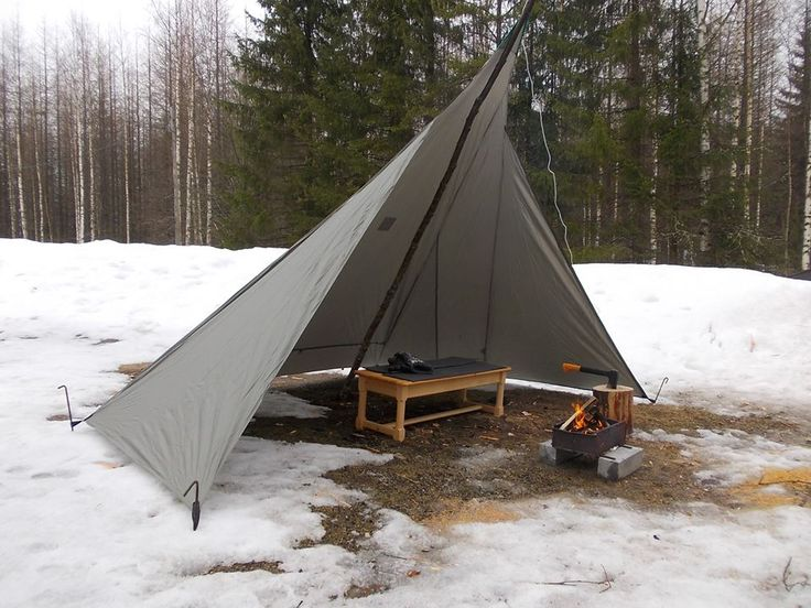 Pin By Kevin Pan On Camping Bushcraft Camping Shelter
