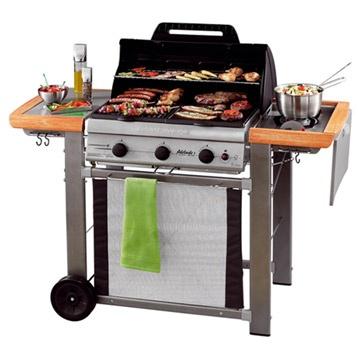 17 mejores ideas sobre barbecue au gaz en pinterest chauffage exterieur gaz - Barbecue gaz a encastrer ...