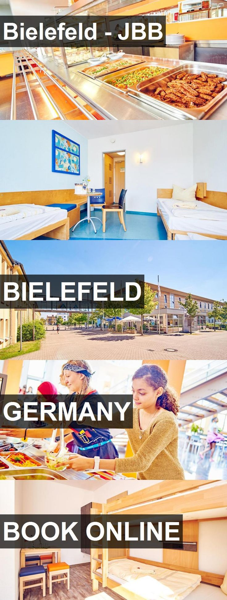 Hotel Bielefeld - JBB in Bielefeld, Germany. For more information, photos, reviews and best prices please follow the link. #Germany #Bielefeld #travel #vacation #hotel