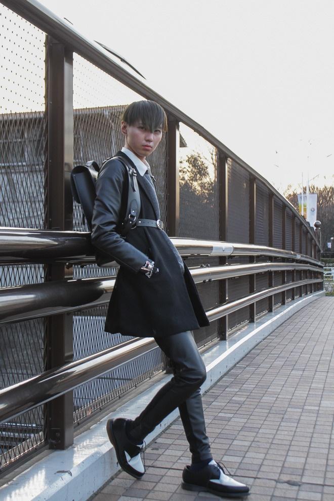 [일본스트릿패션]도쿄-하라주쿠 길거리패션 (20130327), 최신 연예인 패션 화보, 세계 각 도시 해외 길거리패션, 쇼핑 정보 :: 패션 블로그 :: STYLE VIP