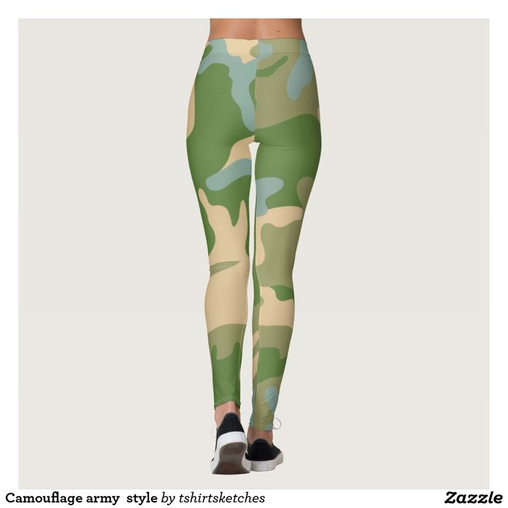 #Camouflage #army  #style #pattern #leggings #andy# #worhol #PopArmy