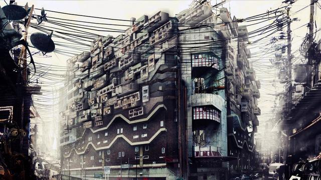 Brixton. Slumsy robotów