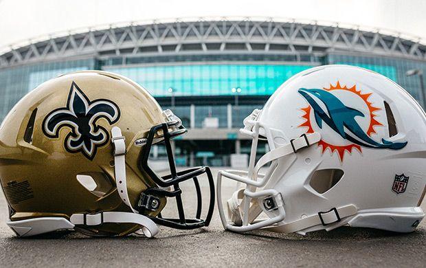 Live updates: New Orleans Saints vs. Miami Dolphins at Wembley Stadium