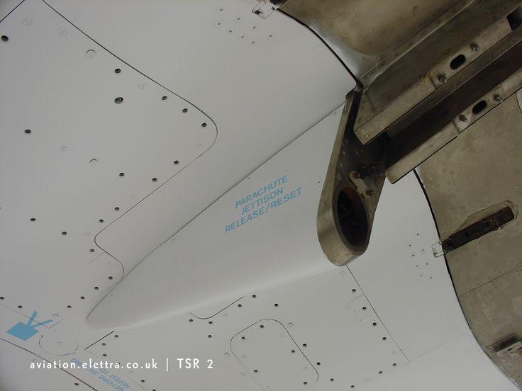 British Aircraft Corporation TSR 2
