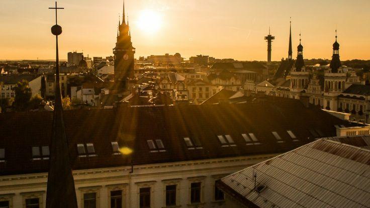 Pardubice, Czech Republic | Dronestagram
