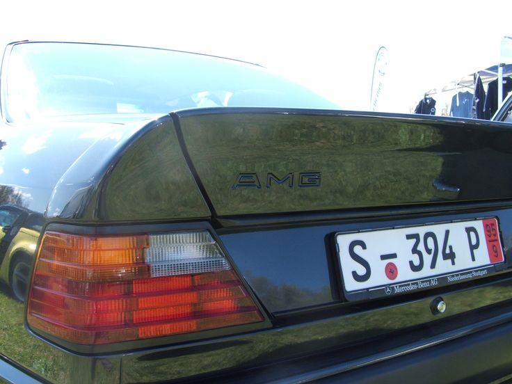 View BMW drivers see, through binoculars.