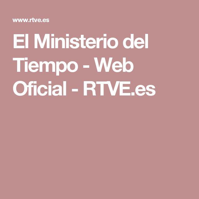 El Ministerio del Tiempo - Web Oficial - RTVE.es