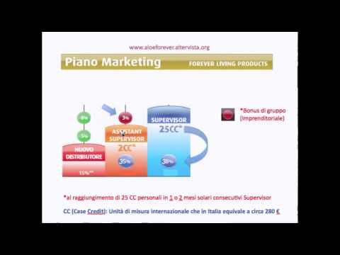 Il Piano Marketing della Forever Living Products.mov