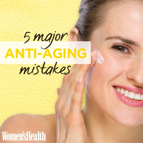 Top celebrity anti-ageing tips | Women Who Are Rocking The ...