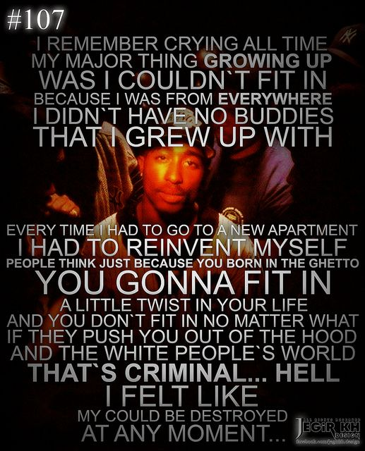 tupac quotes   2pac Quotes & Sayings (JEGiR KH Design)   Flickr - Photo Sharing!