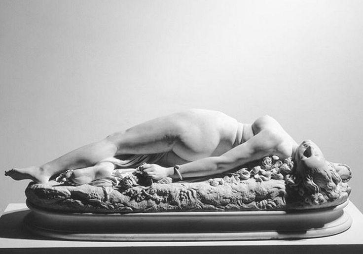 Apollonie sabatier par Clésinger (musée d'Orsay).