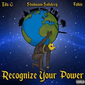 """#RealHipHop #FS #Discogs Edo. G, Shabaam Sahdeeq & Fokis - Recognize Your Power Limited edition 12"""" pressed on random color #vinyl Features Torae, Oh No, Ras Kass, Craig G, Planet Asia and more. Only $24.95 new! https://www.discogs.com/sell/item/498338053"""