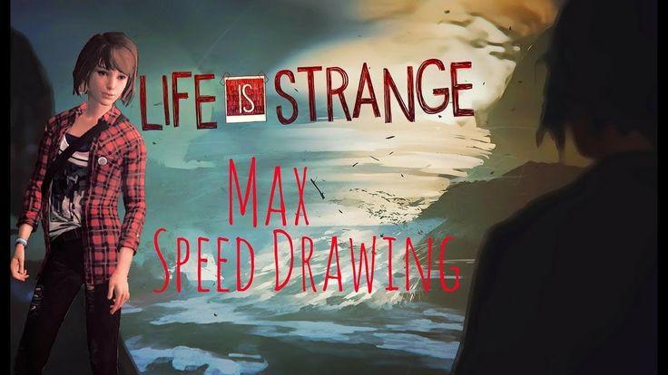 Max Caufield (Life is Strange) -  Drawing